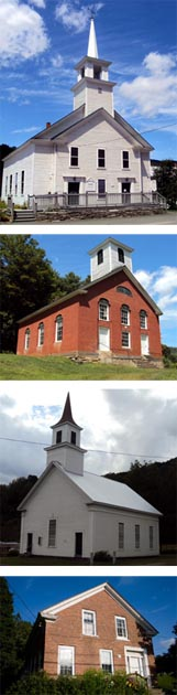 Tunbridge Church properties